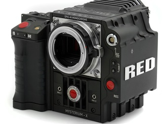 Red Epic camera hire London
