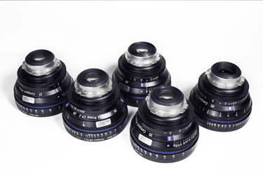Zeiss CP2 Compact Prime Lens Hire London