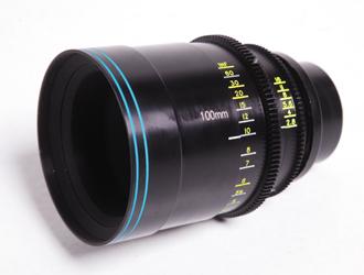 100mm Dalsa Leica Panavision hire London