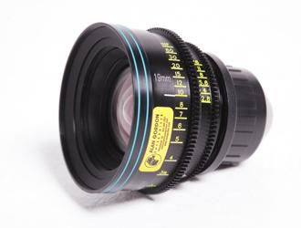 19mm Dalsa Leica Panavision lens hire London