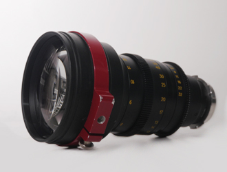 300mm Red telephoto lens hire London