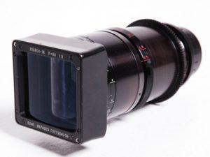 80mm Square front lomo lens hire London