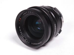 Zeiss Superspeed Mk1 25mm T1.4 hire London