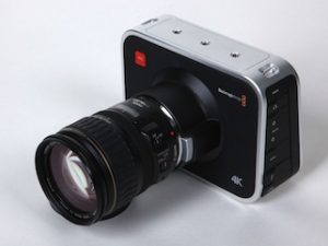 Blackmagic Production 4K Camera