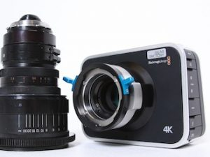 Blackmagic Production Camera 4K PL Mount