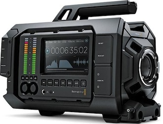 Blackmagic URSA Camera hire rent London
