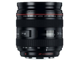 Canon 24-70mm zoom lens F2.8