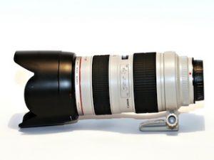 Canon 70 200 mm F2.8
