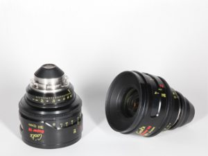 Super 16mm Lenses