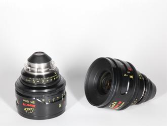 Super 16mm Lenses