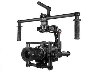 Movi Ronin hire Gear Factory London