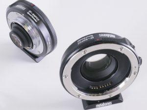 Metabones Speed Booster – Canon EF to MFT adapter