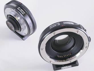 Metabones Speed Booster – Canon EF to MFT adapter
