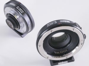 Metabones Speed Booster - Canon EF Adaptor for Blackmagic Pocket Camera