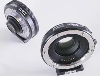 Metabones Speed Booster - Canon EF Adaptor for Blackmagic Pocket Camera