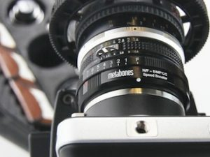 Metabones Speed Booster Nikon Adaptor
