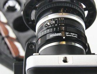 Metabones Speed Booster Nikon Adaptor