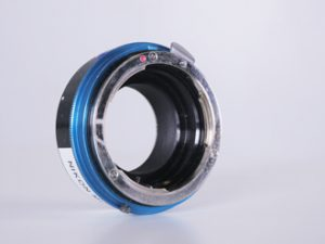Nikon to Canon lens adapter EF mount