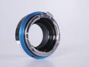 Nikon to Canon lens adapter EF mount
