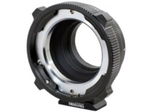 Sony E/NEX to PL mount adapter