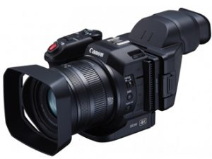 Canon XC10 camera hire London