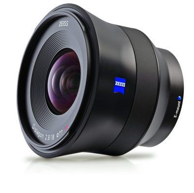 Zeiss Batis 18mm lens F2.8 Sony E Mount