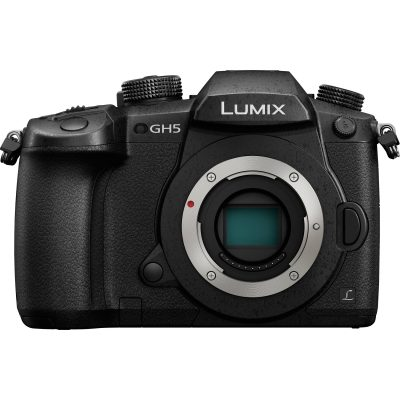 Panasonic GH5 MFT camera
