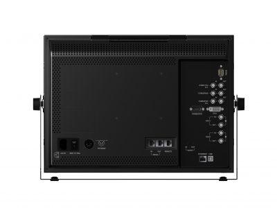 """TV Logic 17"""" monitor rear"""