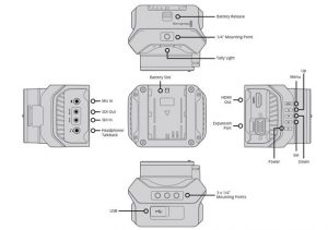 BMD Micro Studio Camera Kit