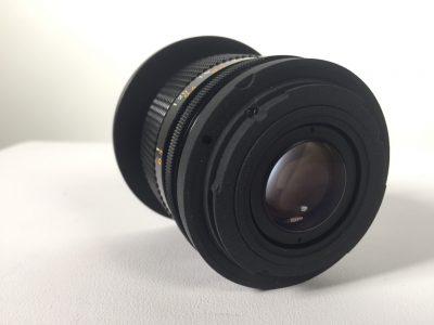 Canon FD EF mount lenses