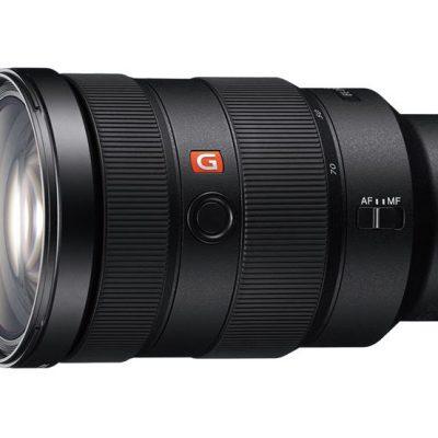 Sony 24-70 mm lens hire London