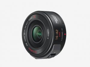 Panasonic Lumix 14-42mm lens hire