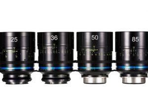 Celere HS Lens set hire London