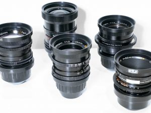 Zeiss Superspeed Mk1 Set (B-Speeds)