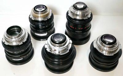 Zeiss Superspeed Mk1 Set (B-Speeds)